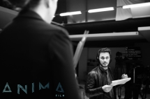 BACKSTAGE ANIMA FILM CRISTIAN TOMASSINI E MARCO BUSINARO-92