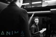 BACKSTAGE ANIMA FILM CRISTIAN TOMASSINI E MARCO BUSINARO-93